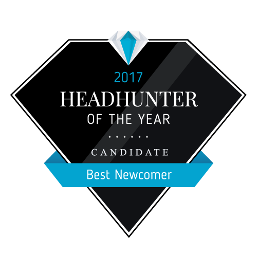 Headhunter of the Year 2017
